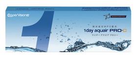 ワンデーアクエアプロシーのパッケージ画像