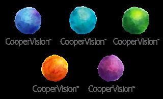 クーパービジョンのロゴ画像