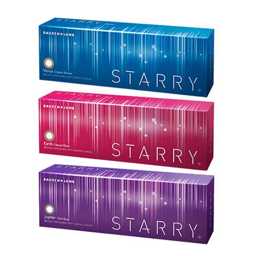 スターリー(STARRY)